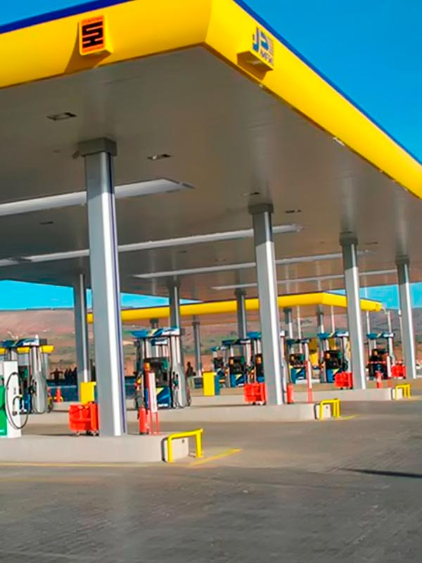 Fuel management PetrolPay - Payment Application