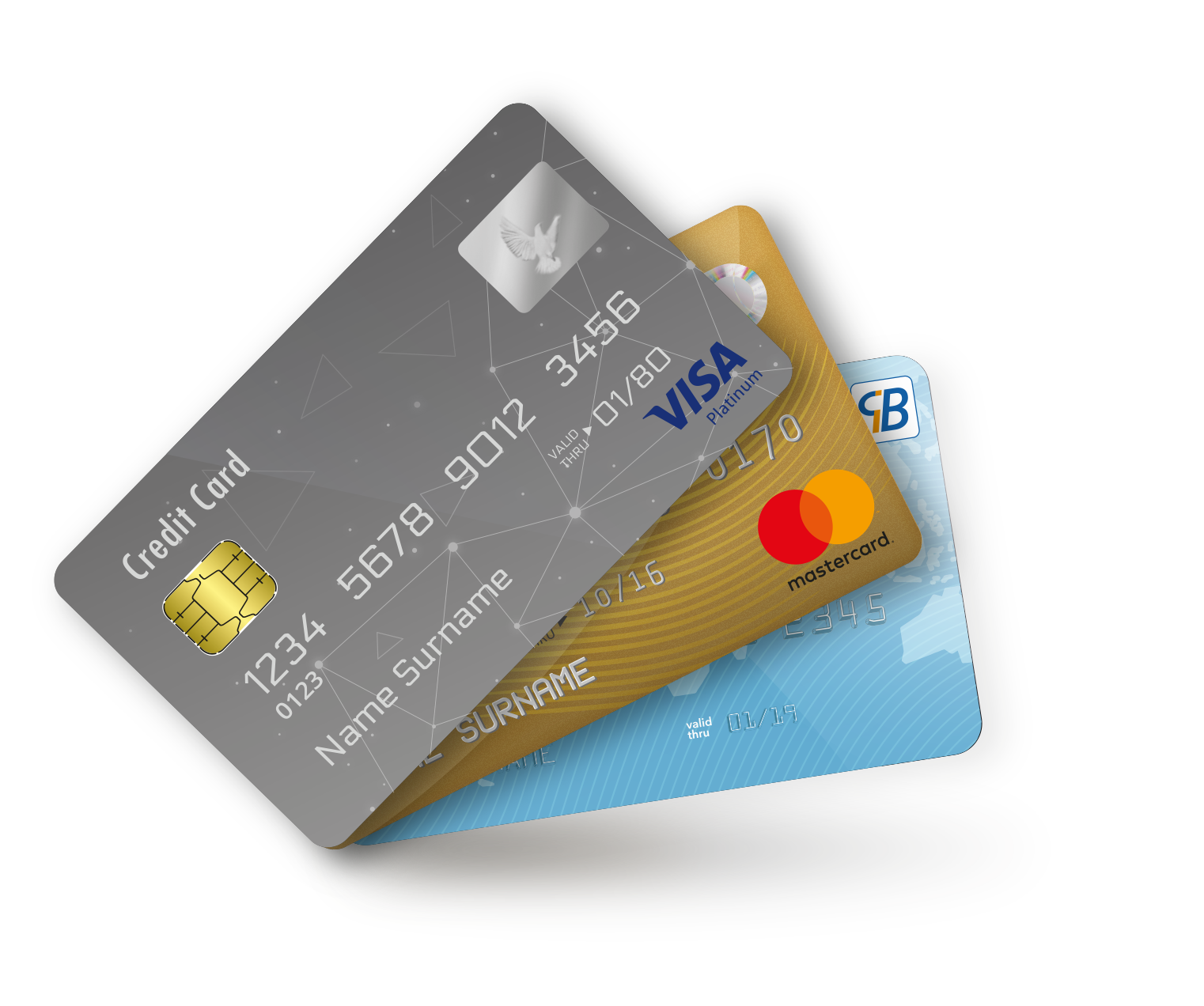 Benefits & Features of Bank Card